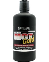 ULTIMATE Olej MCT Gold 1L