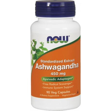 Znalezione obrazy dla zapytania NOW ashwagandha
