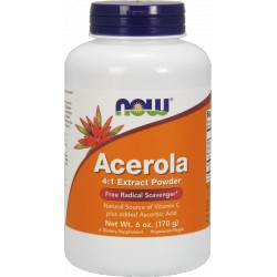NOW FOODS Acerola Powder 170g