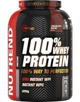 NUTREND 100% Whey Protein 2250 g Czekolada