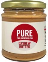 PURE Organic Cashew Butter 170g