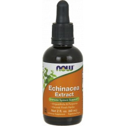 NOW FOODS Echinacea Extract 60 ml.