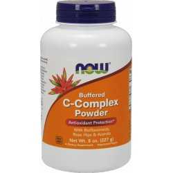NOW FOODS Vitamin C-Complex Buffered 227g