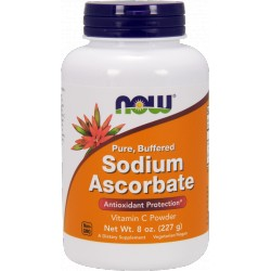 NOW FOODS Sodium Ascorbate Buffered 227g