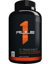 RULE1 TrainDaily Sports MultiVitamin 90 tabs.