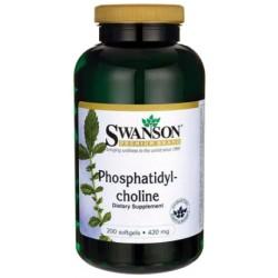 SWANSON Fosfatydocholina 200 kaps.