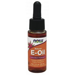 NOW FOODS Witamina E Liquid 30 ml.