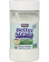 NOW FOODS Better Stevia 113 g