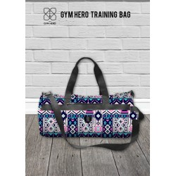 GYM HERO Torba Aztec