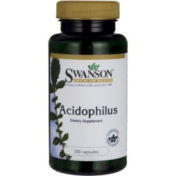 SWANSON Acidophilus 100 kaps.