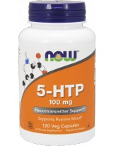 NOW FOODS 5-HTP 100mg 120 vcaps