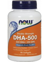 NOW FOODS DHA-500 / EPA 250 90 kaps.