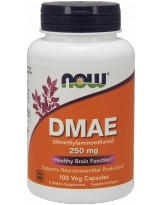 NOW FOODS DMAE 250 mg 100 vcaps.