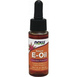 NOW FOODS E-Oil 23000 IU 30 ml.