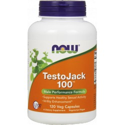 NOW FOODS TestoJack 100 120 vcaps.
