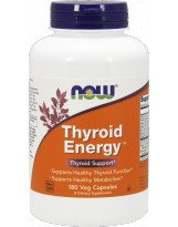 NOW FOODS Thyroid Energy 180 vcaps.