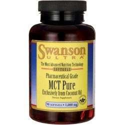 SWANSON MCT Pure 1000mg 90 kaps.