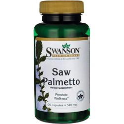 SWANSON Saw Palmetto 540 mg 100 kaps.
