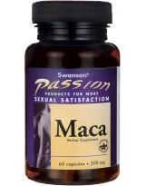 SWANSON MACA Extract 500mg 60kaps.