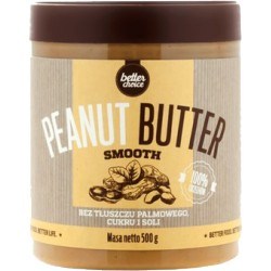 TREC BETTER CHOICE Peanut butter 500g