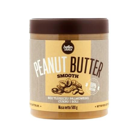 TREC BETTER CHOICE Peanut butter 500 g