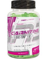 TREC Carnitine + Green Tea 90 capsules