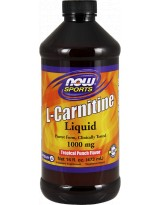 NOW FOODS L-Carnitine Liquid 473ml Tropical