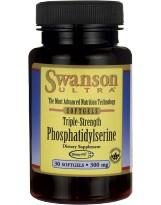 SWANSON Phosphatidylserine 300mg 30 gels.