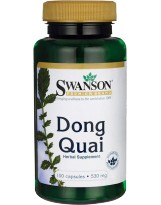 SWANSON Dong Quai 530mg 100 kaps.