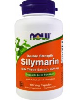 NOW FOODS Silymarin 300 mg 100 kaps.