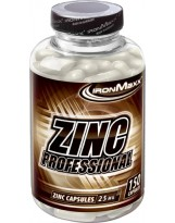 IRONMAXX Zinc Proffesional 838mg 150 kaps