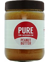 PURE Natural Peanut Butter 500g Smooth