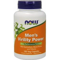 NOW Foods Men's Virility Power 120 capsules