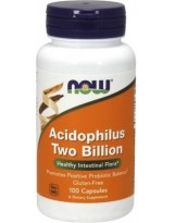 NOW FOODS Acidophilus 2 Billion 100 kaps.