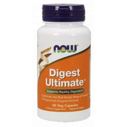 NOW FOODS Digest Ultimate 60 vcaps.