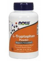 NOW FOODS L-Tryptofan Powder 57g