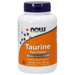 NOW FOODS Tauryna Powder 220g