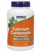 NOW FOODS Calcium Carbonate Powder 340g