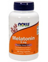 NOW FOODS Melatonina 5mg 180 vcaps