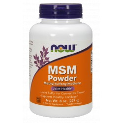 NOW FOODS MSM Powder 227g