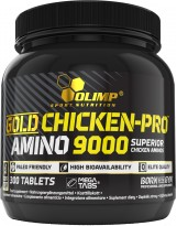 OLIMP Gold Chicken-Pro Amino 9000 300 tabl.