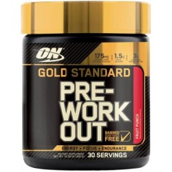 OPTIMUM Gold Standard Pre-Workout 330 g