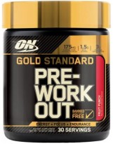 OPTIMUM Gold Standard Pre-Workout 330 g + 88 g