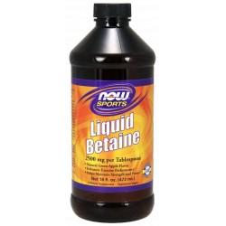 NOW FOODS Betaine Liquid 473 ml.