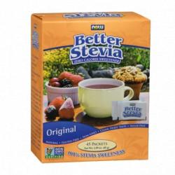 NOW FOODS Better Stevia Original 45 sasz.