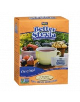 NOW FOODS Better Stevia Original 45 sasz.