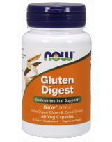 NOW FOODS Gluten Digest 60 vcaps.