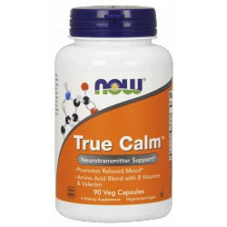 NOW FOODS True Calm 90 vcaps.