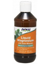 NOW FOODS Magnesium Liquid 237 ml.