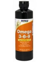 NOW FOODS Omega 3-6-9 Liquid 473 ml